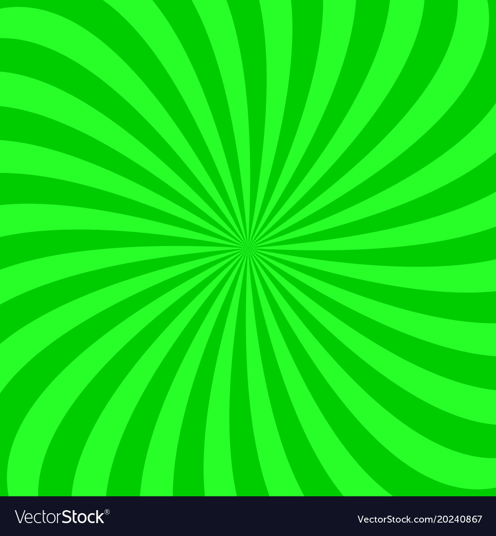 Hypnotic twisting ray background