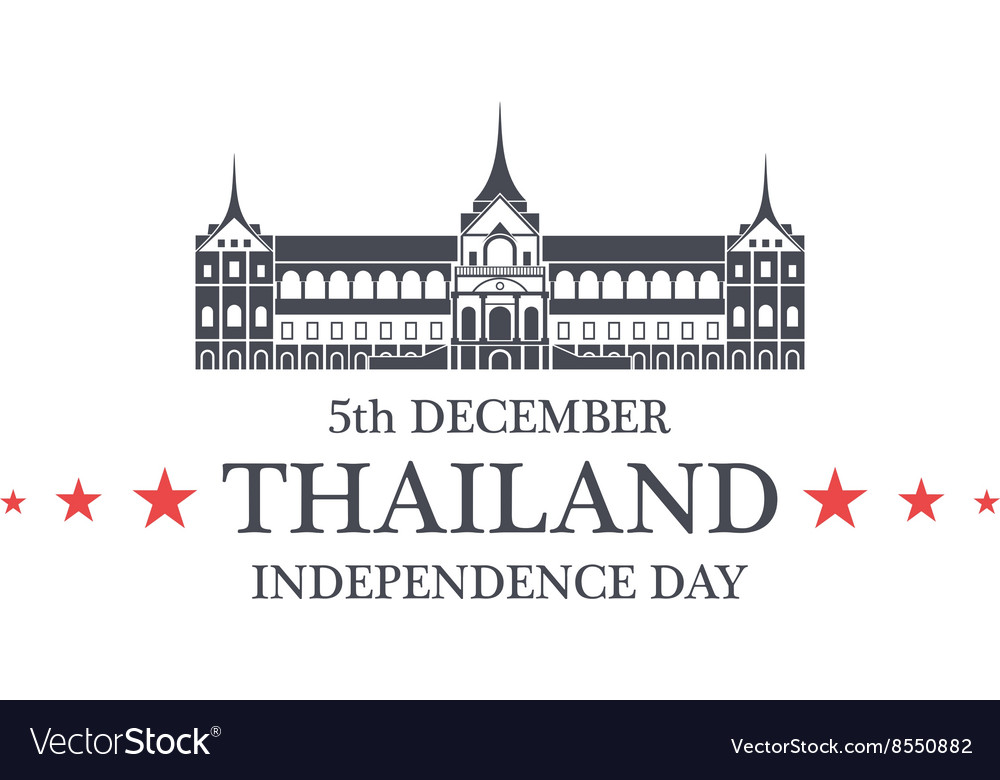 Independence Day Thailand