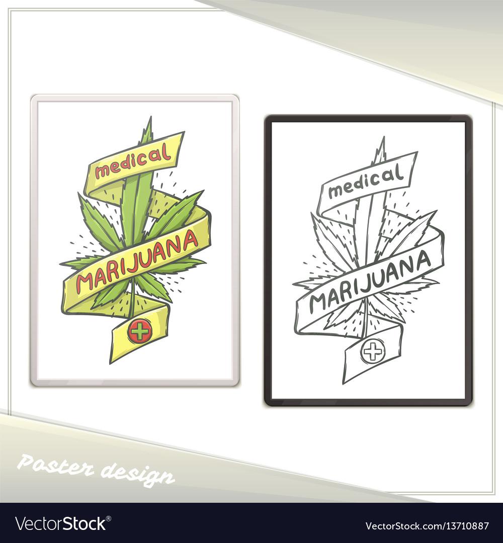 Medical marijuana poster eight