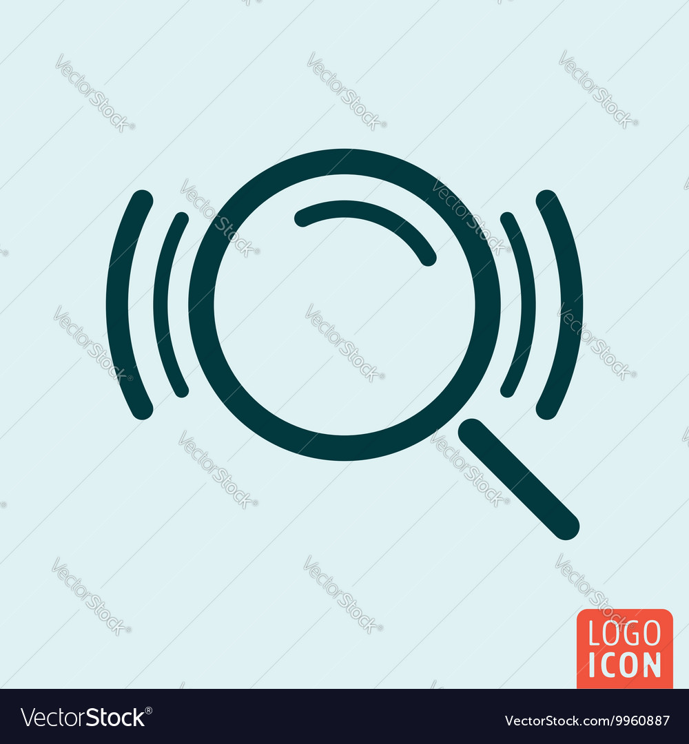 Search loupe icon