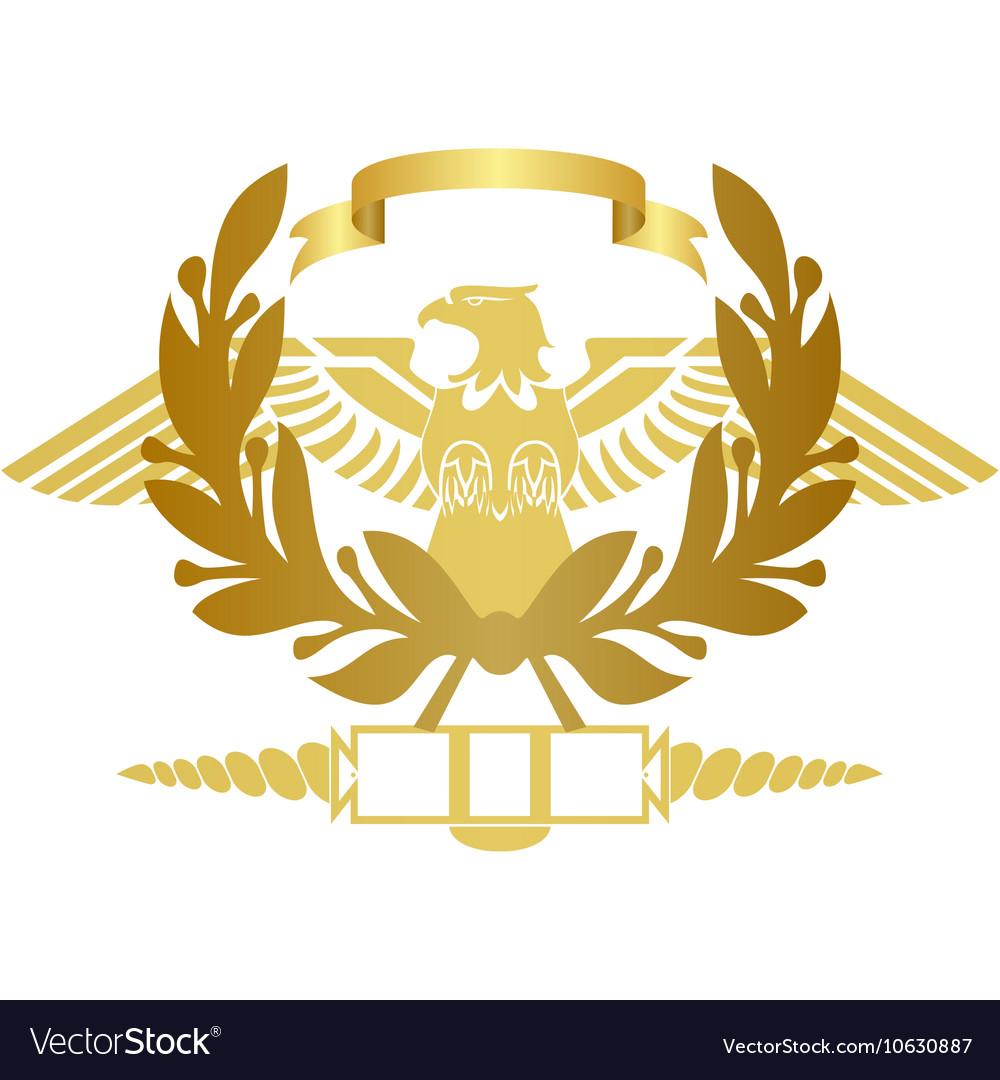 The Symbol Of The Roman Legion Royalty Free Vector Image