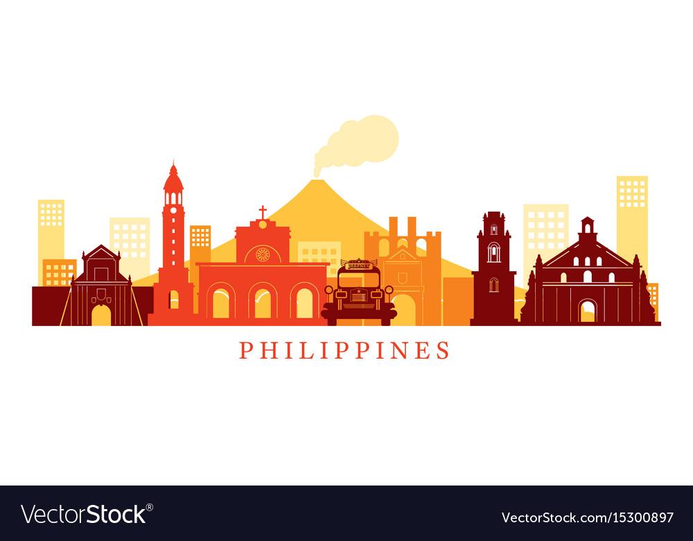 philippines famous landmarks