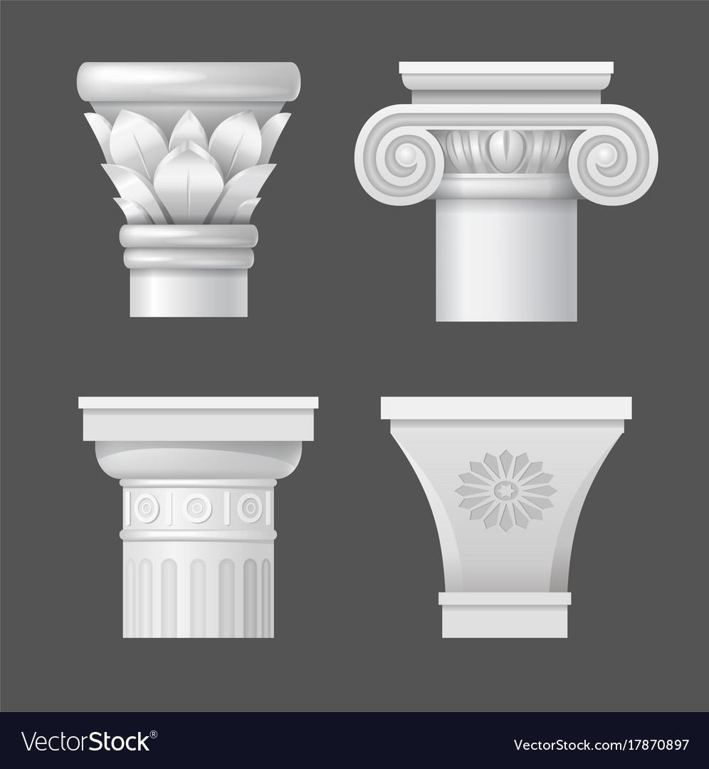 Set capitals