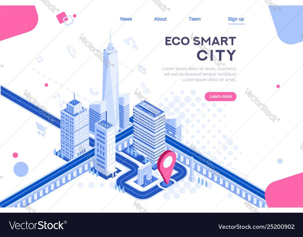 City smart eco system