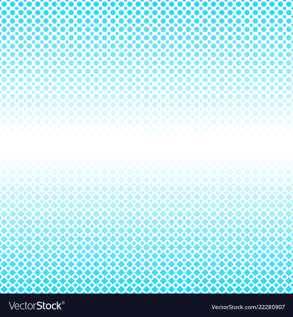 Abstract halftone pattern background - graphic