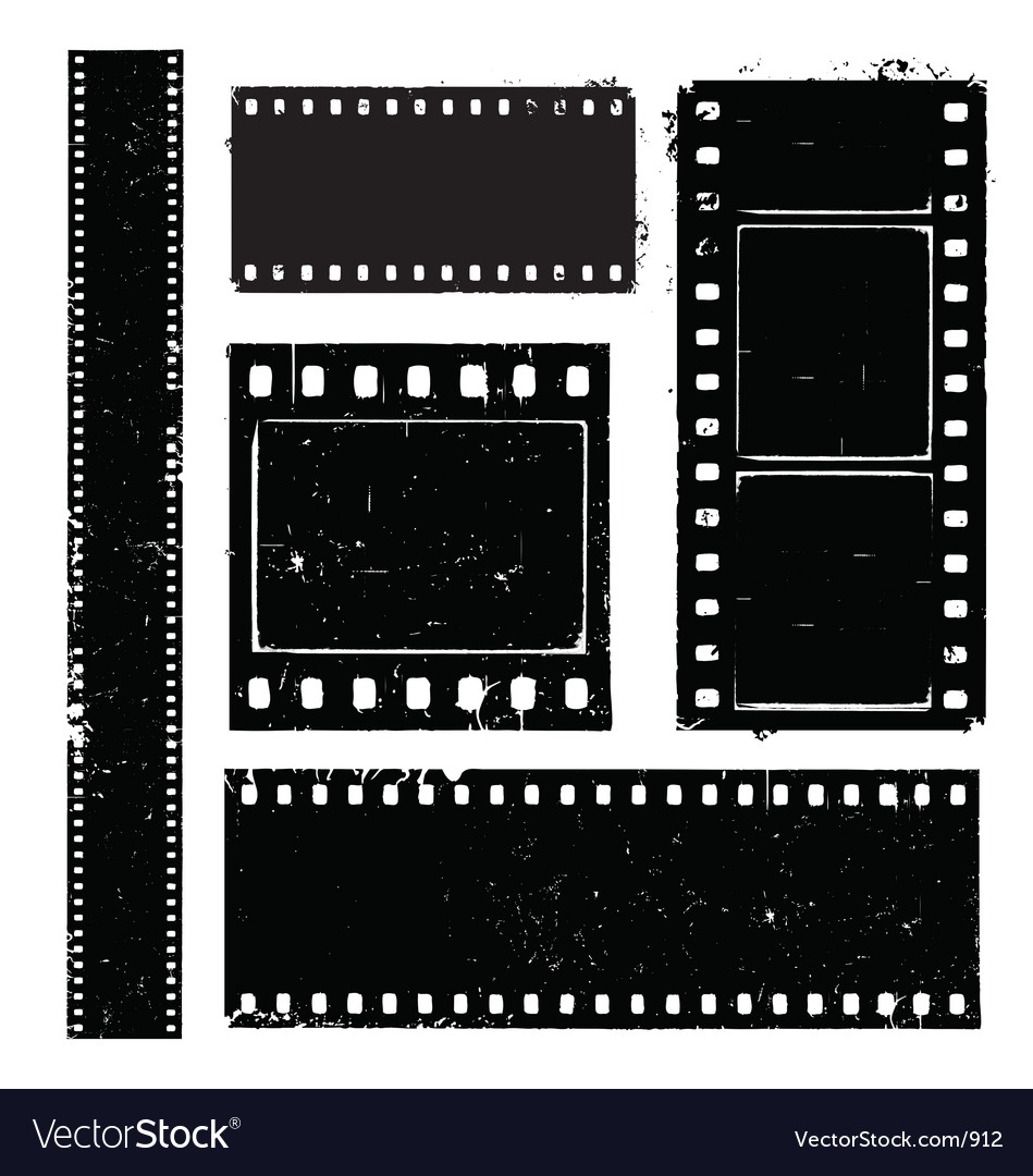 Camera Film Border