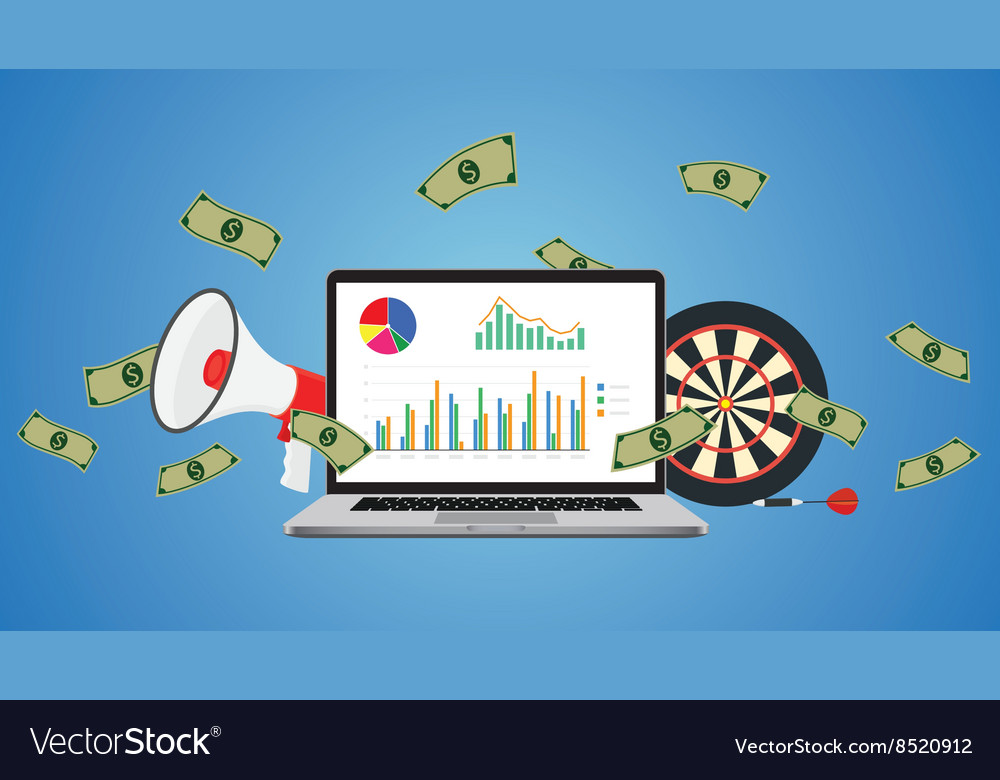 Online business with graph money