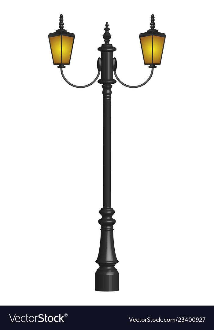 Design Vintage Hanglamp.Vintage Street Lamp Design