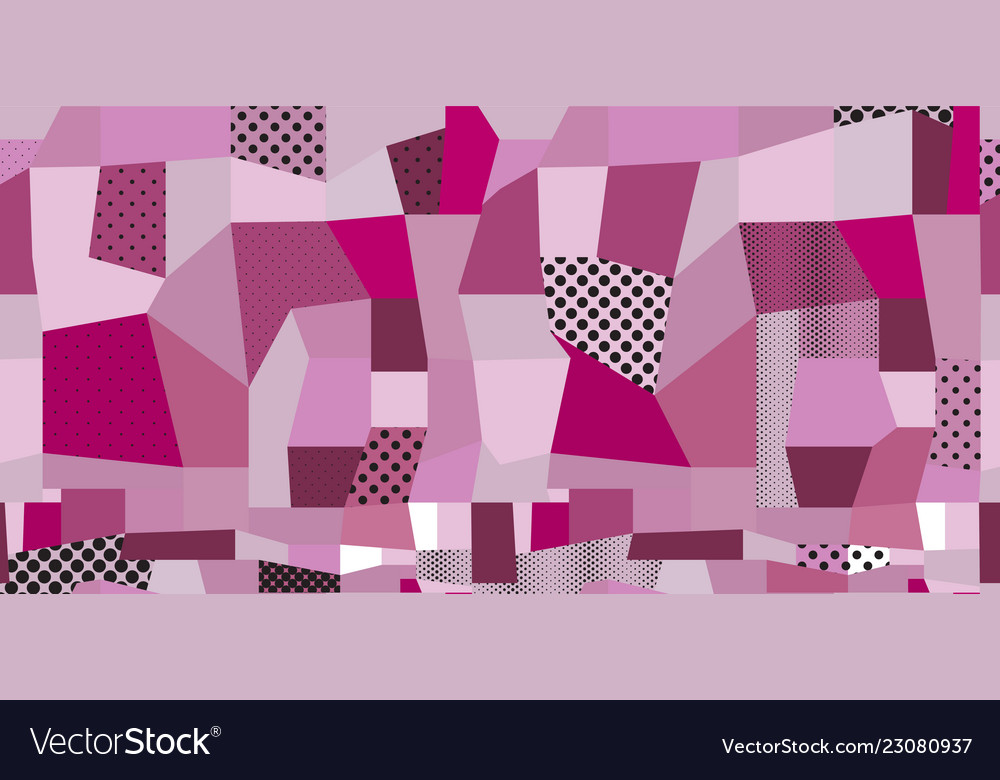 Abstract colored background from dots and