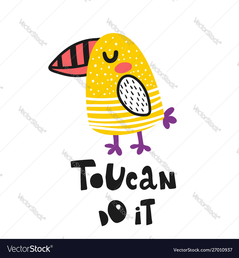 New toucan