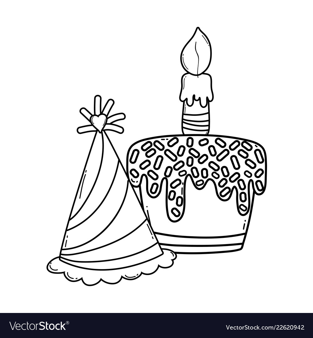 Marvelous Happy Birthday Cartoons Black And White Royalty Free Vector Funny Birthday Cards Online Alyptdamsfinfo