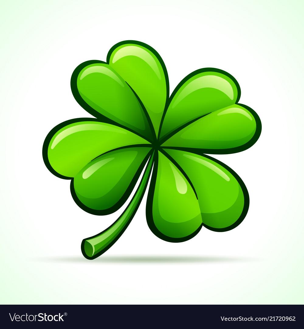 Four leaf clover design