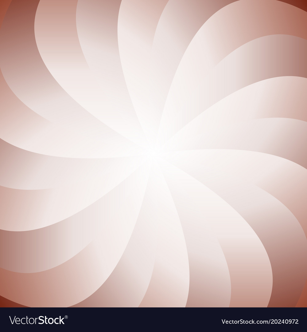 Abstract spiral background from swirling rays