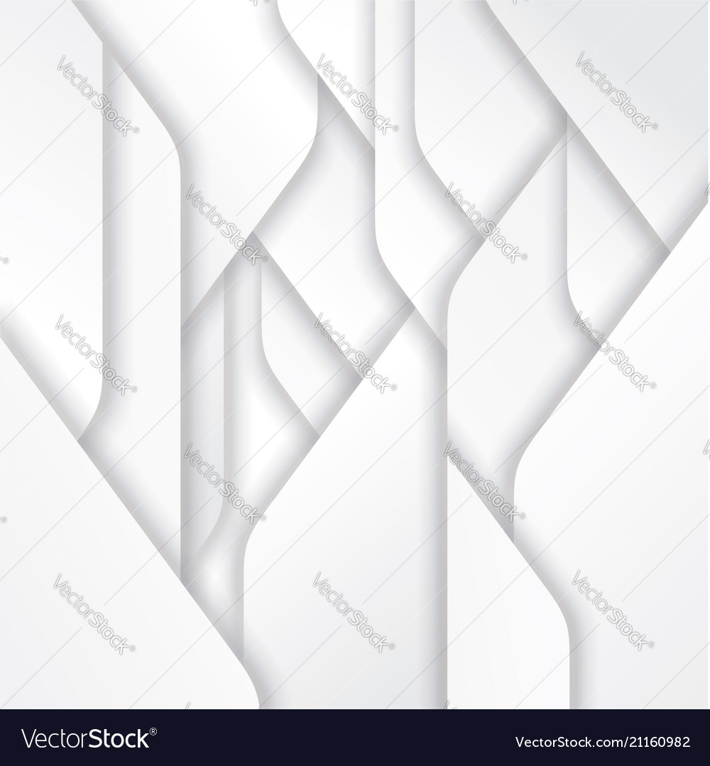 Abstract background from gray geometric shapes