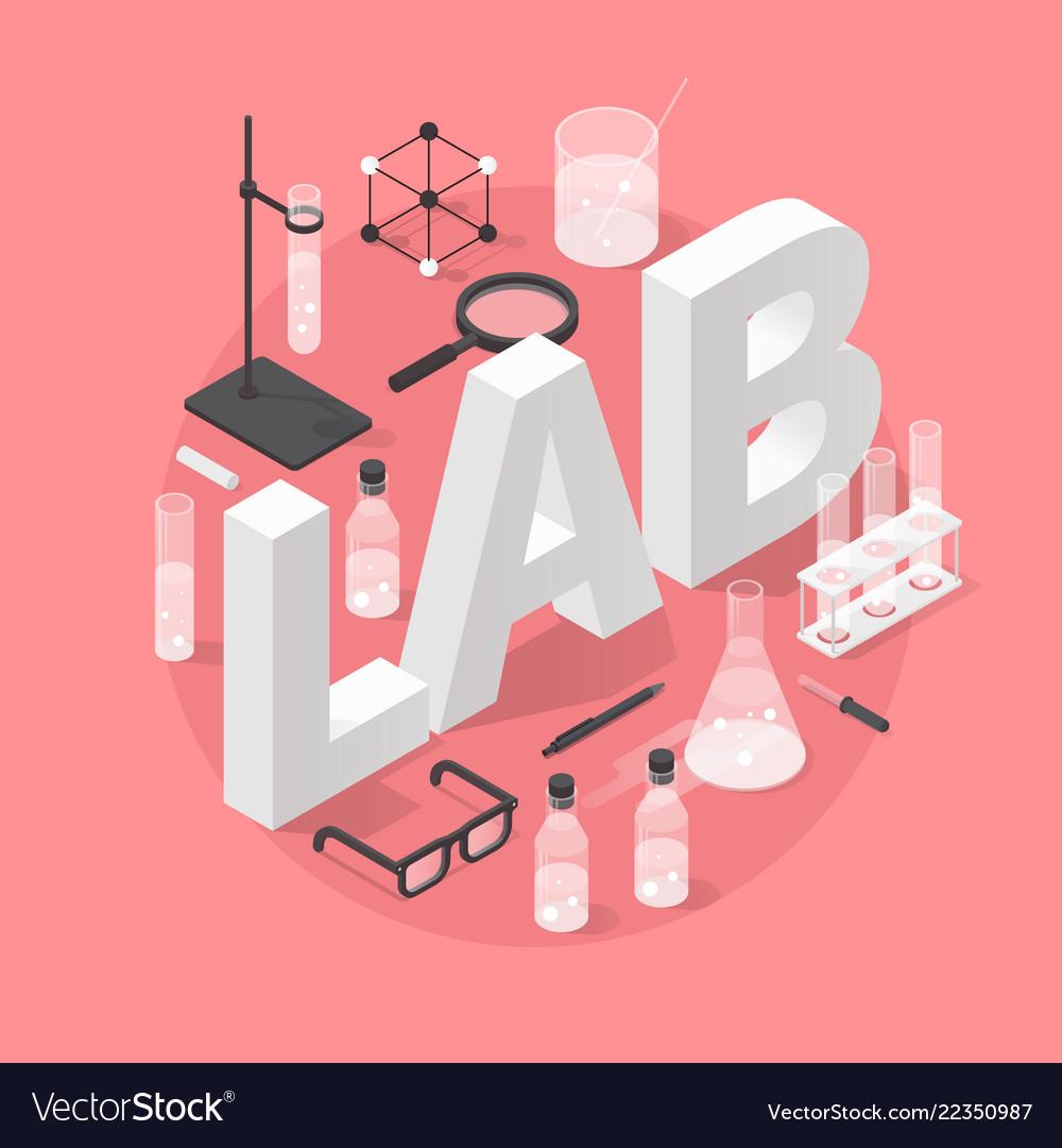 Chemistry laboratory objects