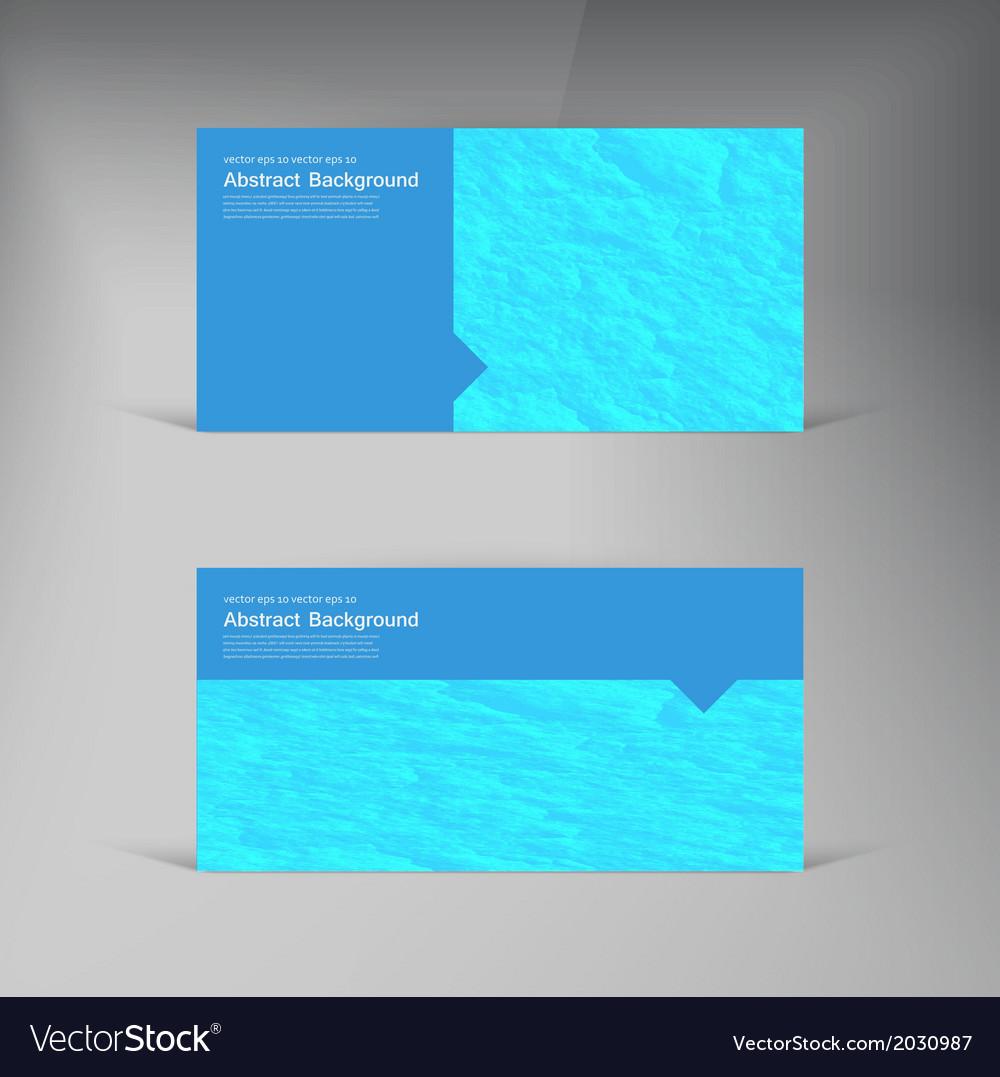 Flat UI design trend set business