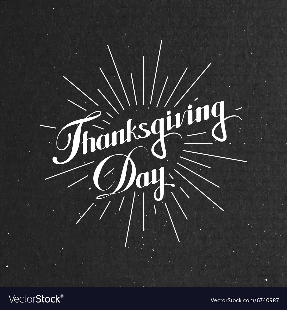 Thanksgiving Day Holiday