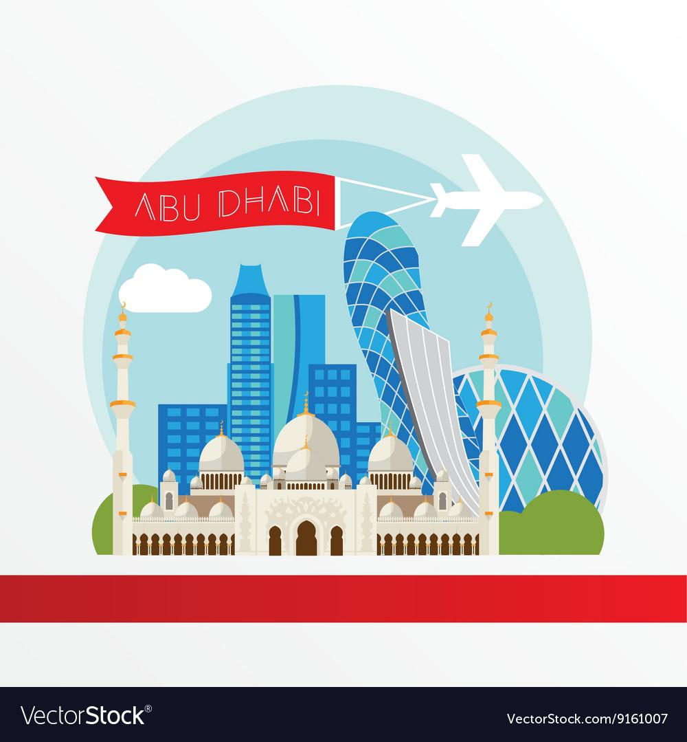 Abu Dabhi detailed silhouette Trendy