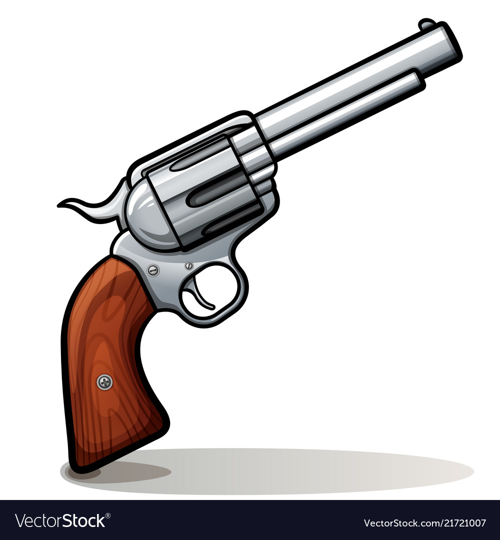 Cowboy gun color design