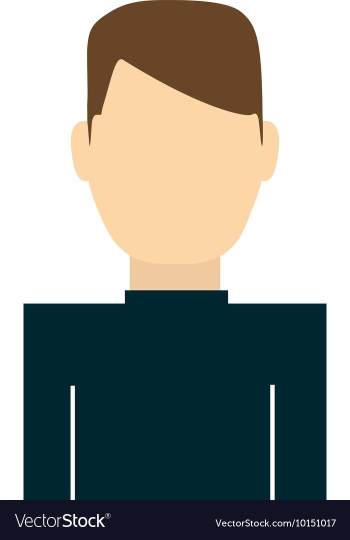 Man male person avatar icon graphic