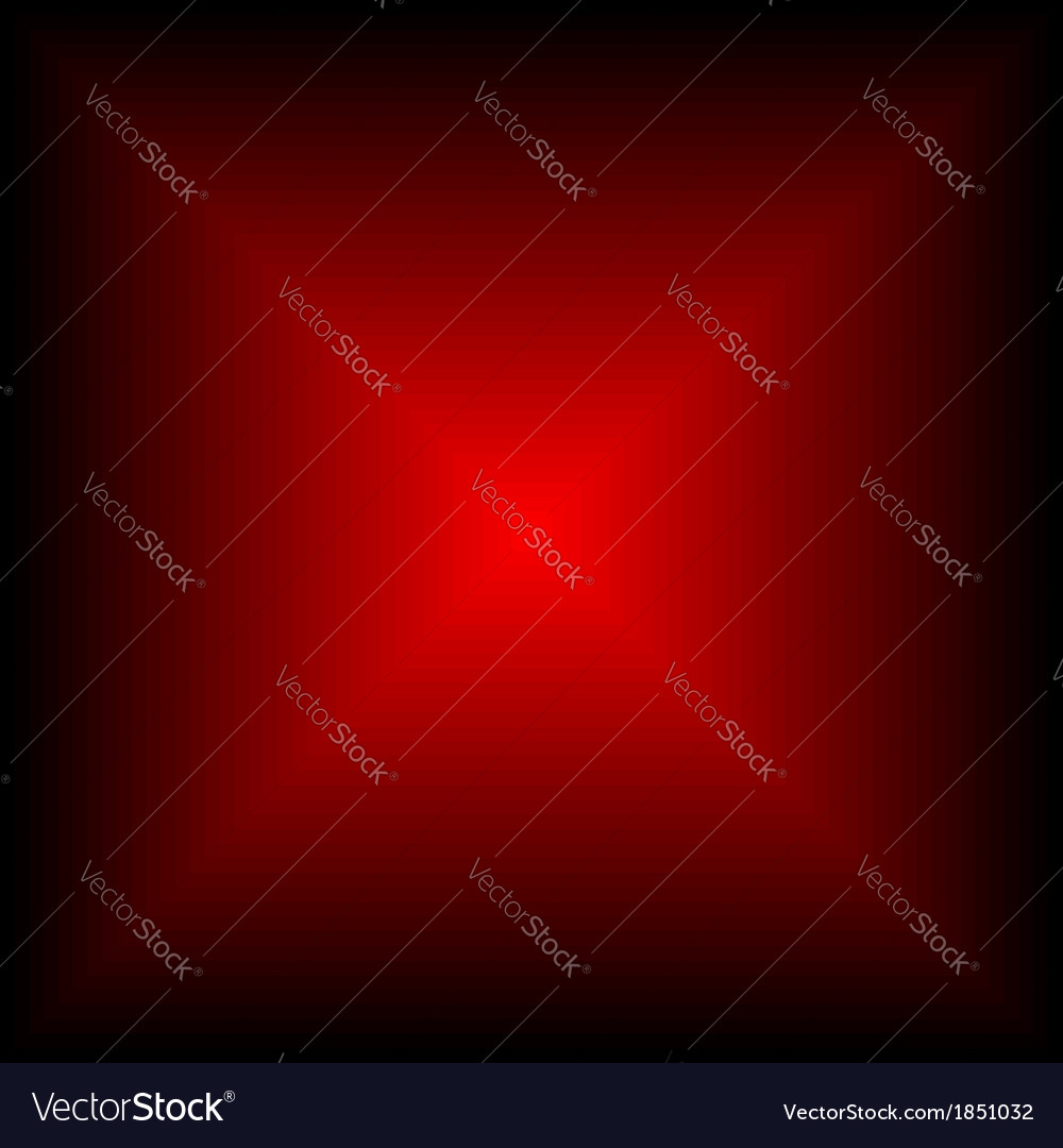 Abstract red textured background vector image