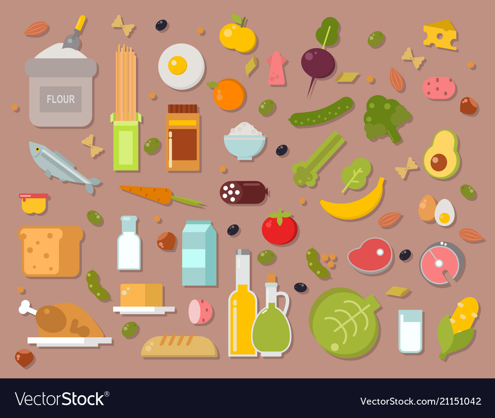 Everyday food common goods organic products we get