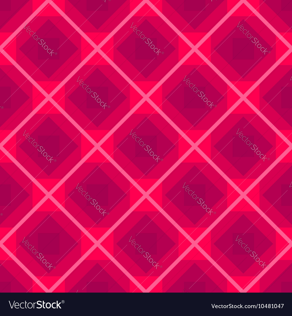 Seamless background with rhombus pink