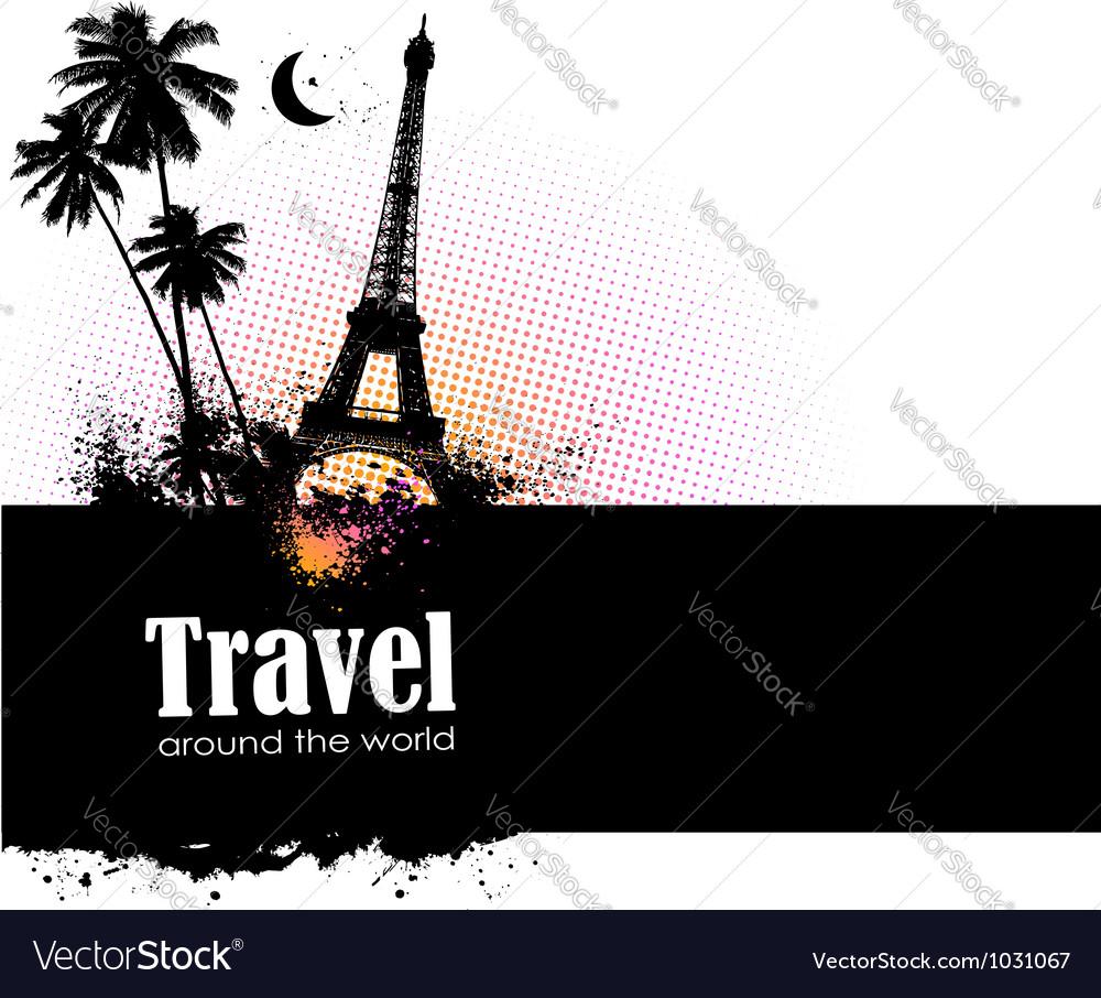 Travel design element
