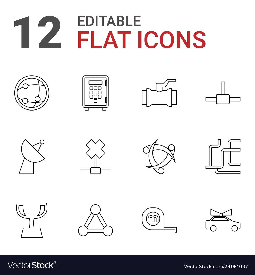 12 eps icons
