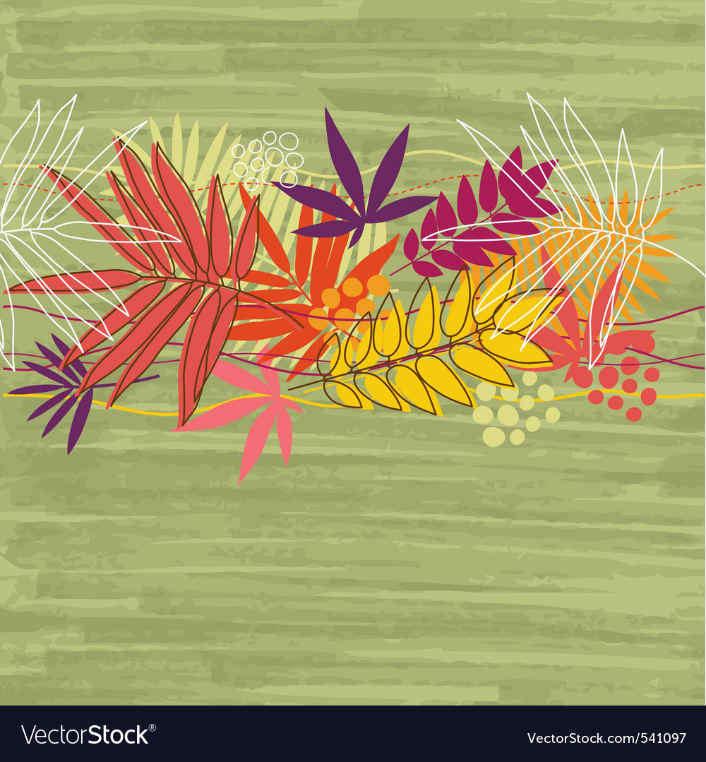 Autumn illustration