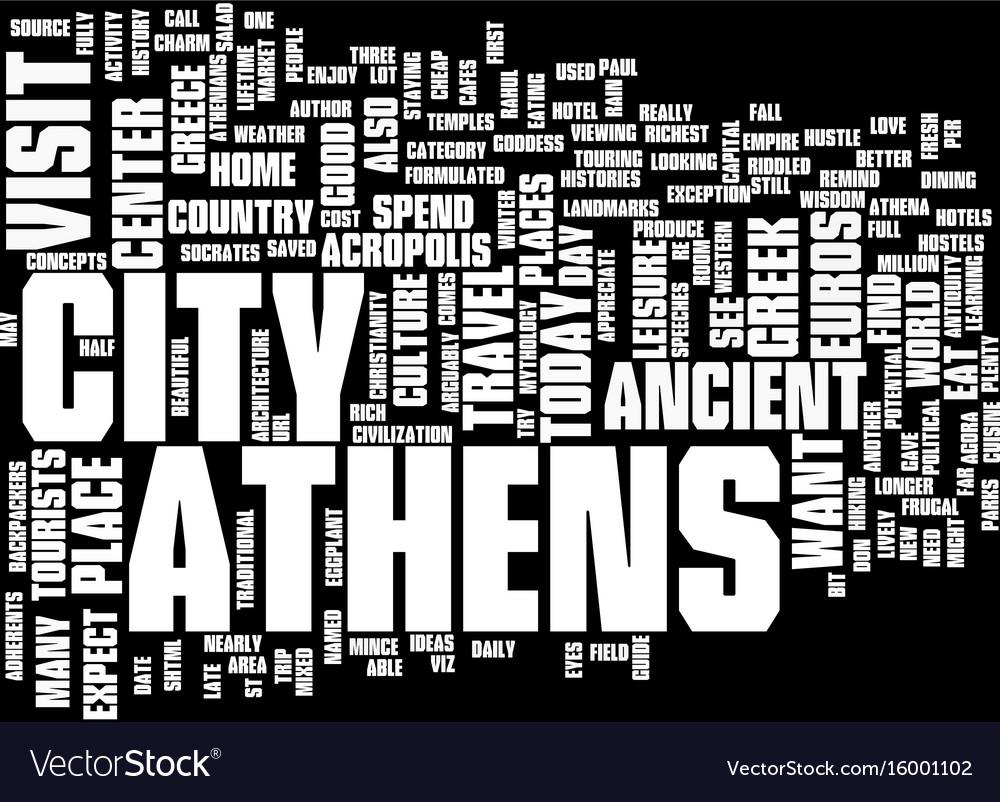 Athens Guide Pdf