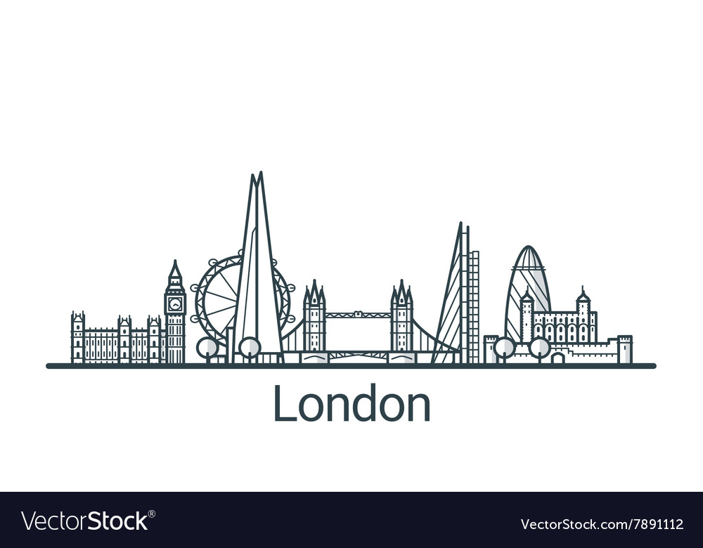 Outline London banner