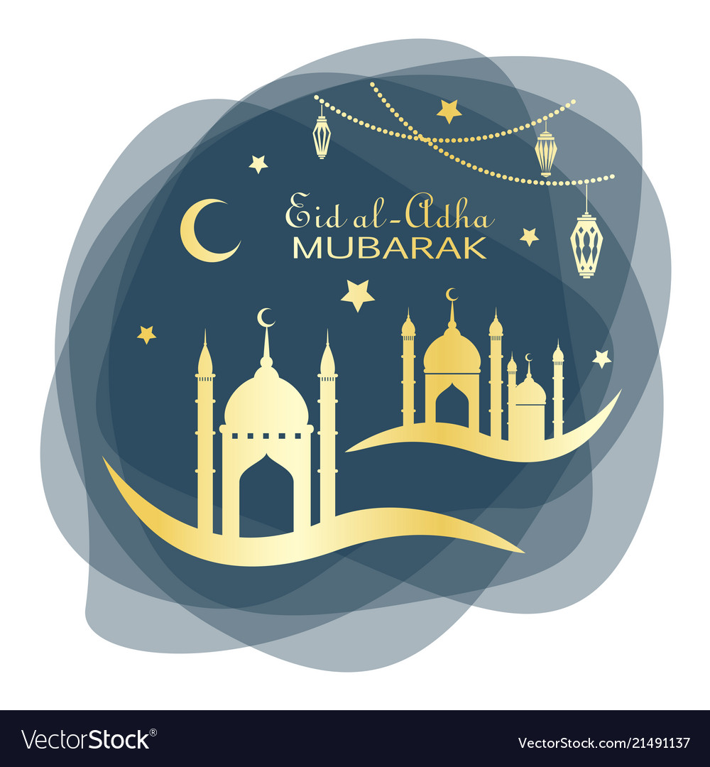 Eid al-adha kurban bajram muslim festival