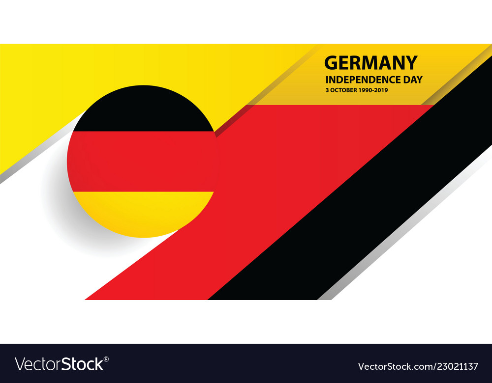 Germany independence day background