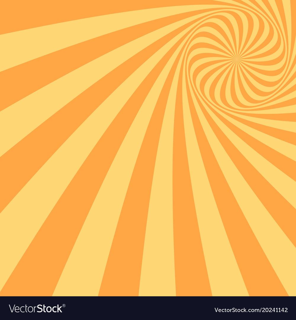 Abstract spiral background - design from twisted vector image