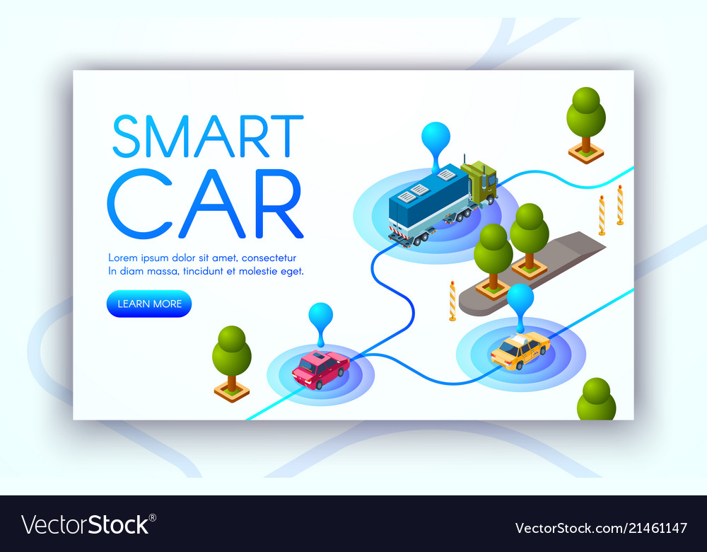 Smart car tracking technology