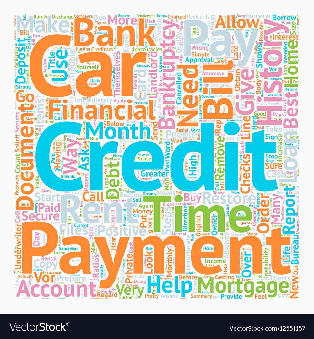 Life after Bankruptcy How to Restore Your Credit