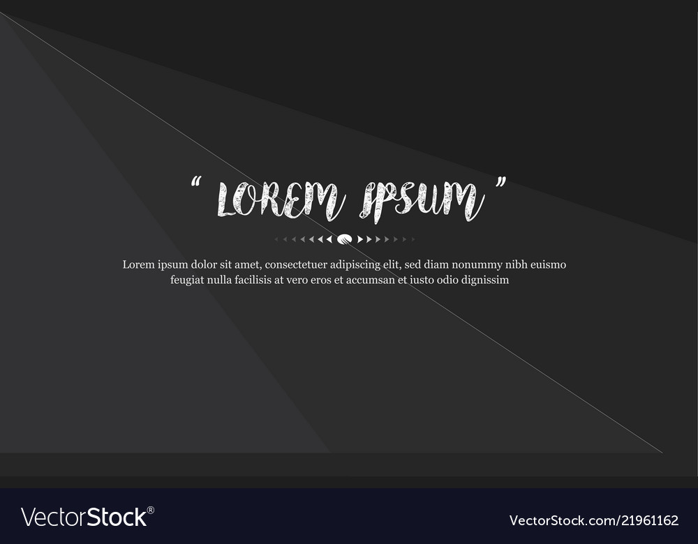 Modern background design with black color abstract