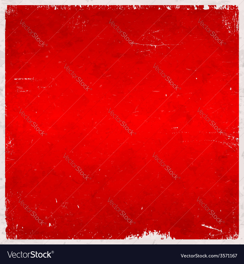 red christmas themed grungy background royalty free vector