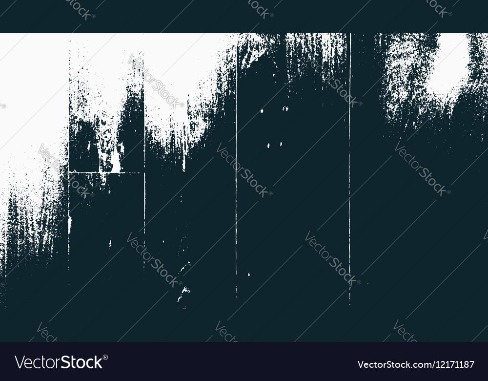Dark blue wooden grunge plates background for