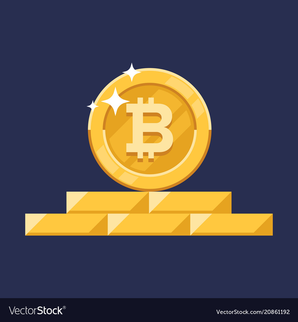 Growth bitcoin on a bitcoin digital money