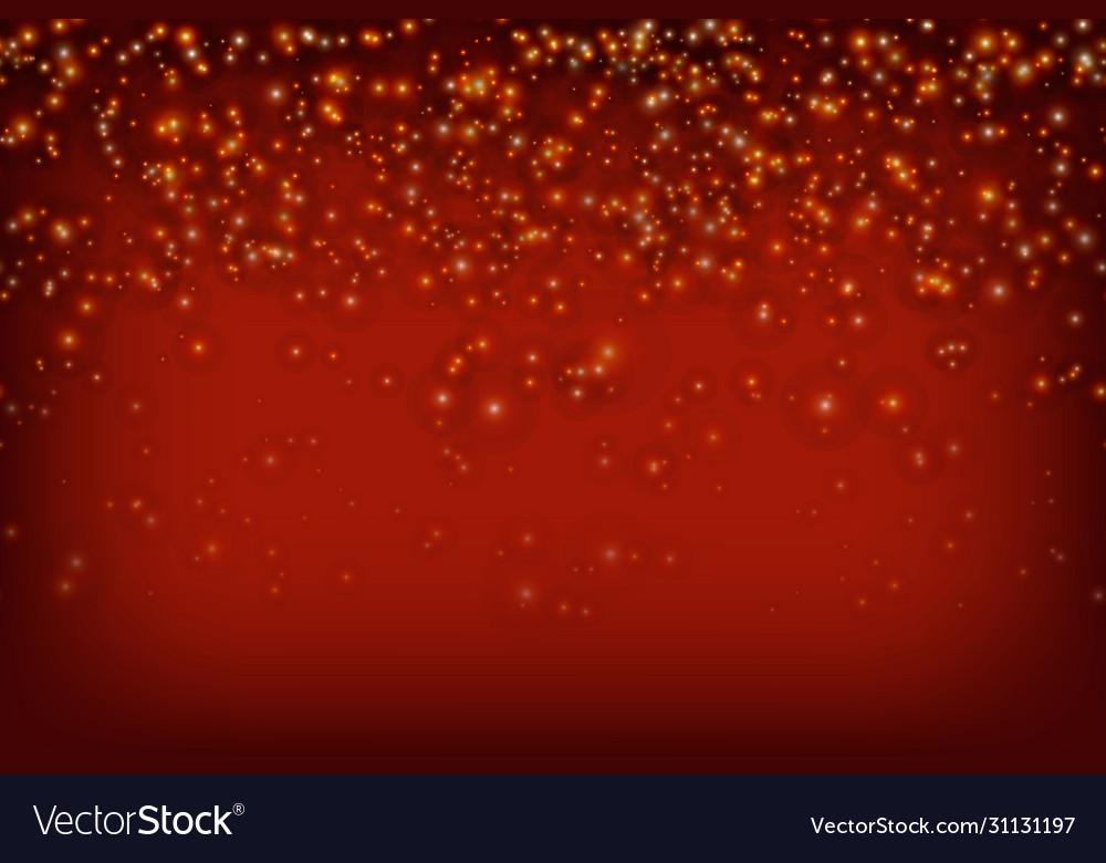 Merry christmas holidays wish greeting card