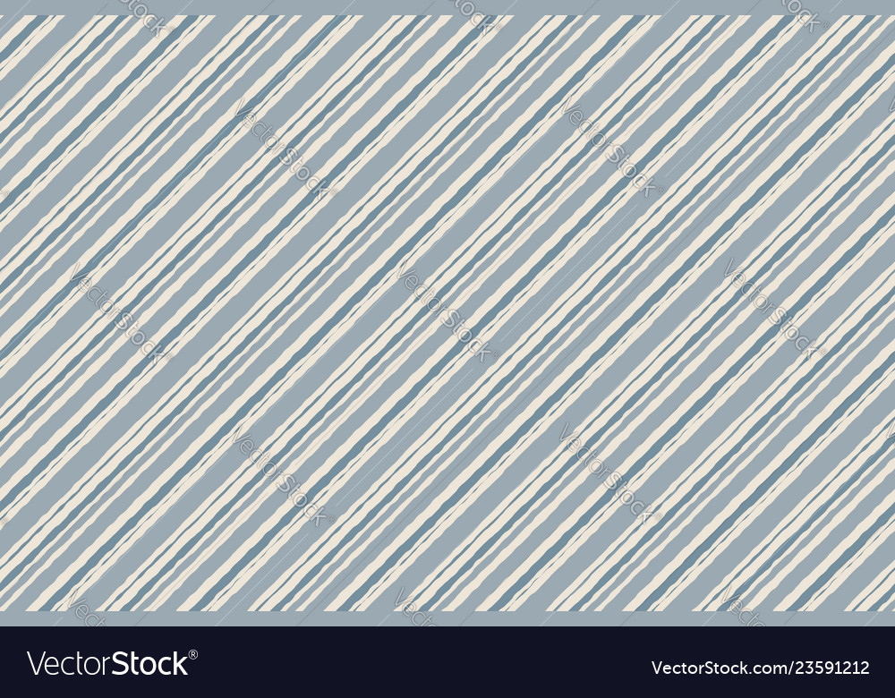 Pastel color striped watercolor brush seamless
