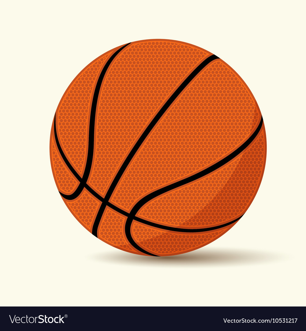 Basketball Cartoon Style Royalty Free Vector Image Choose from 210+ cartoon basketball graphic resources and download in the form of png, eps, ai or psd. vectorstock