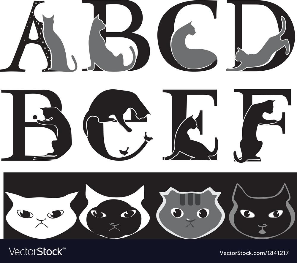 Cat font