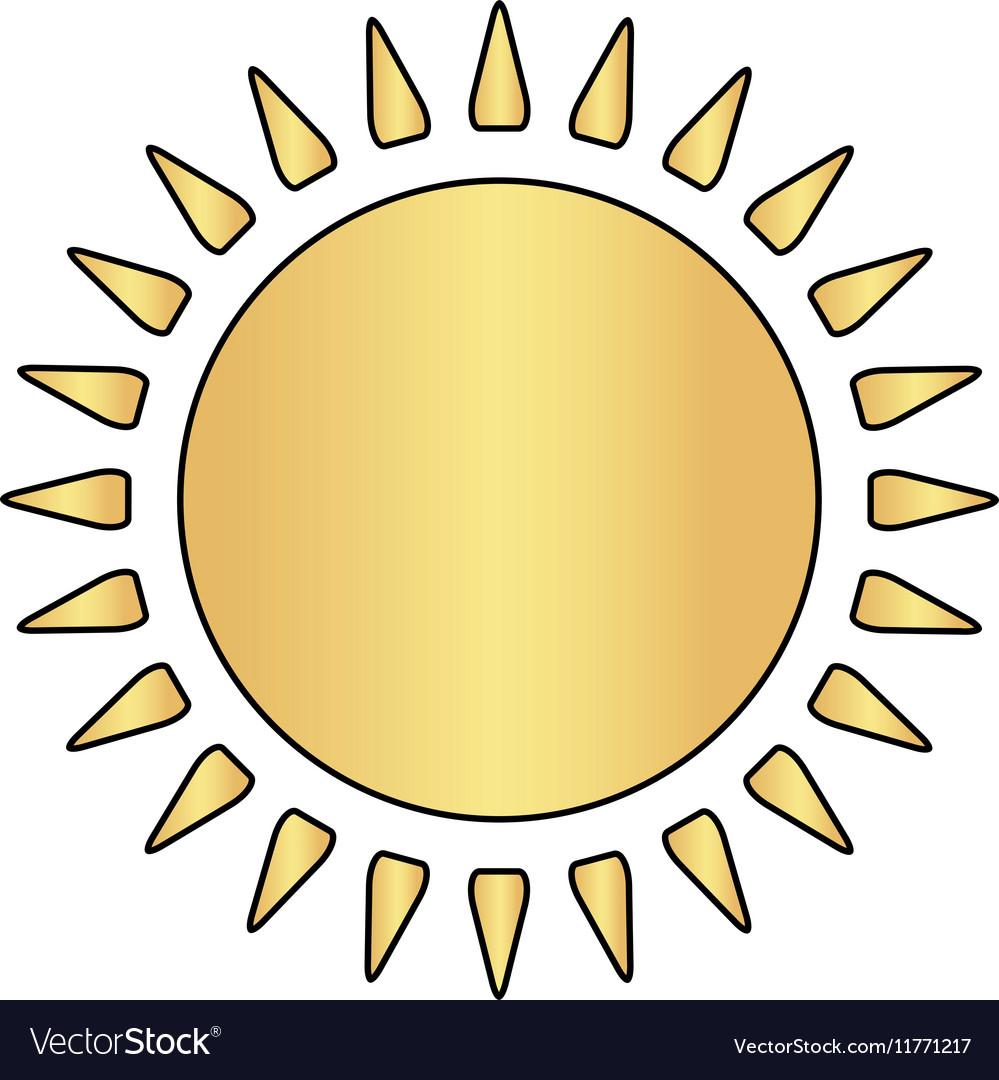 Sun computer symbol