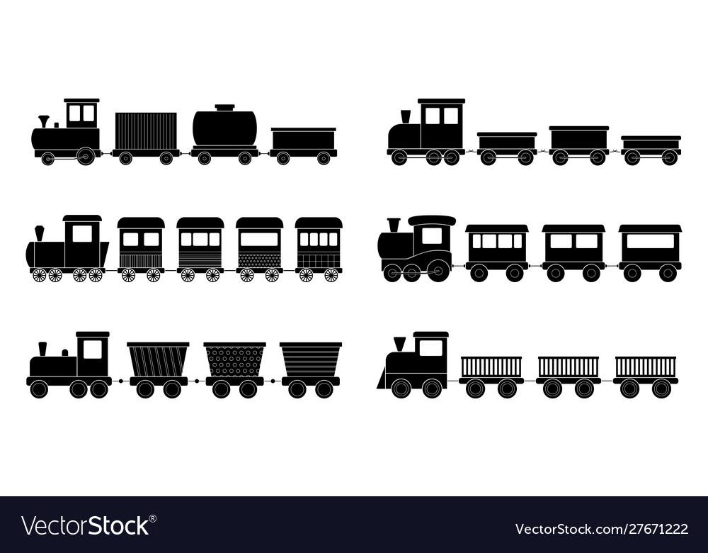 Set kid trains