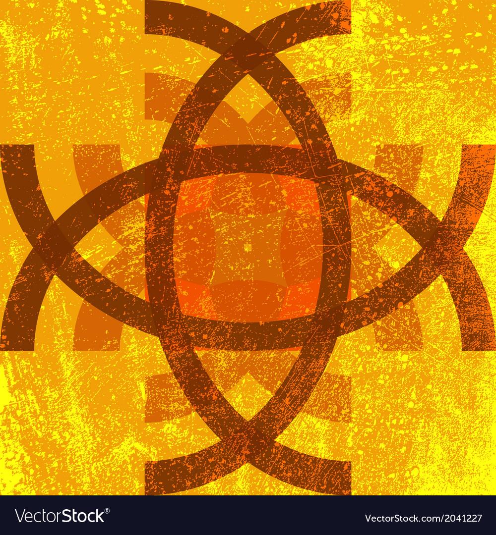 Abstract Grunge Symbol