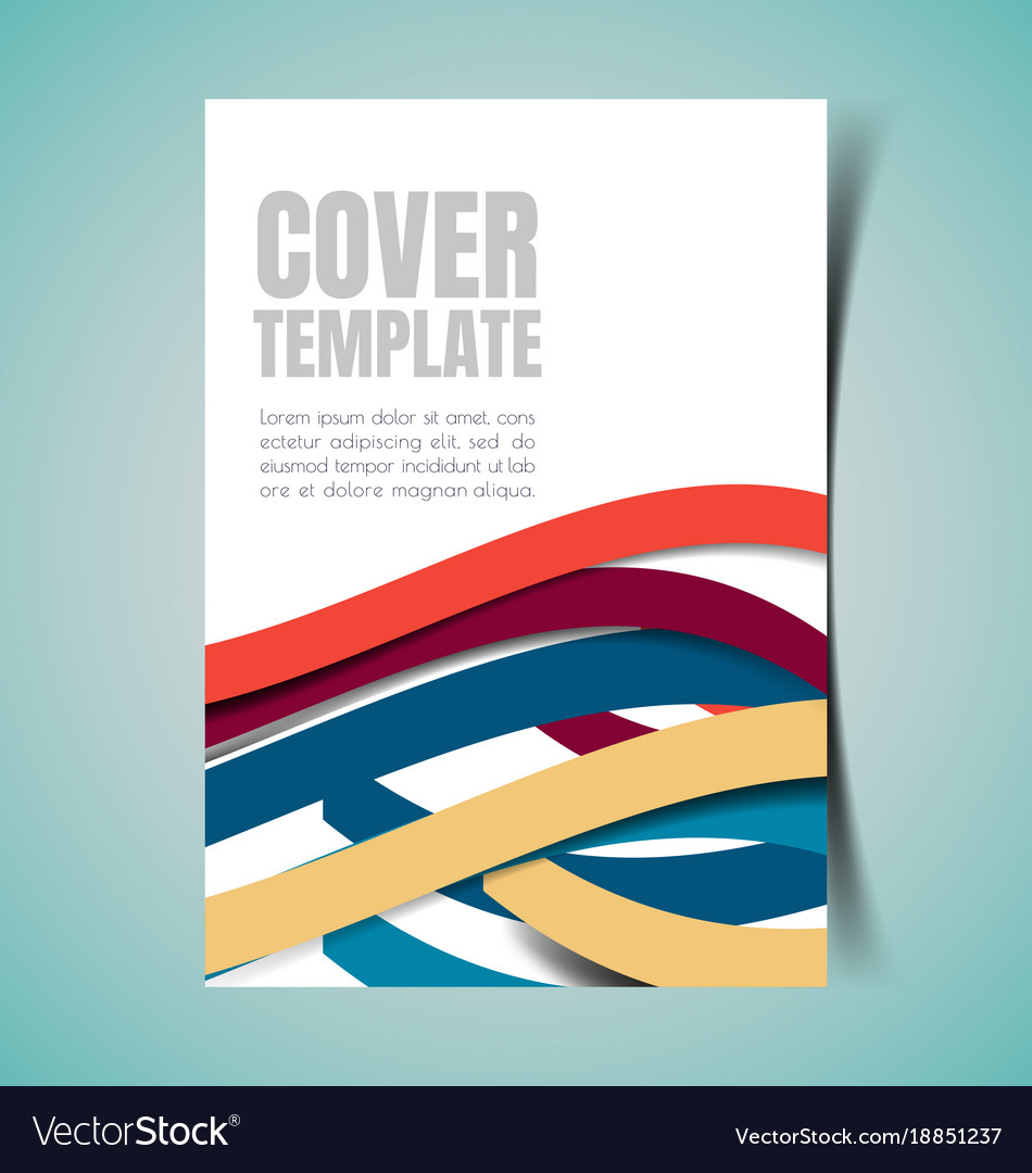 Abstract report cover2