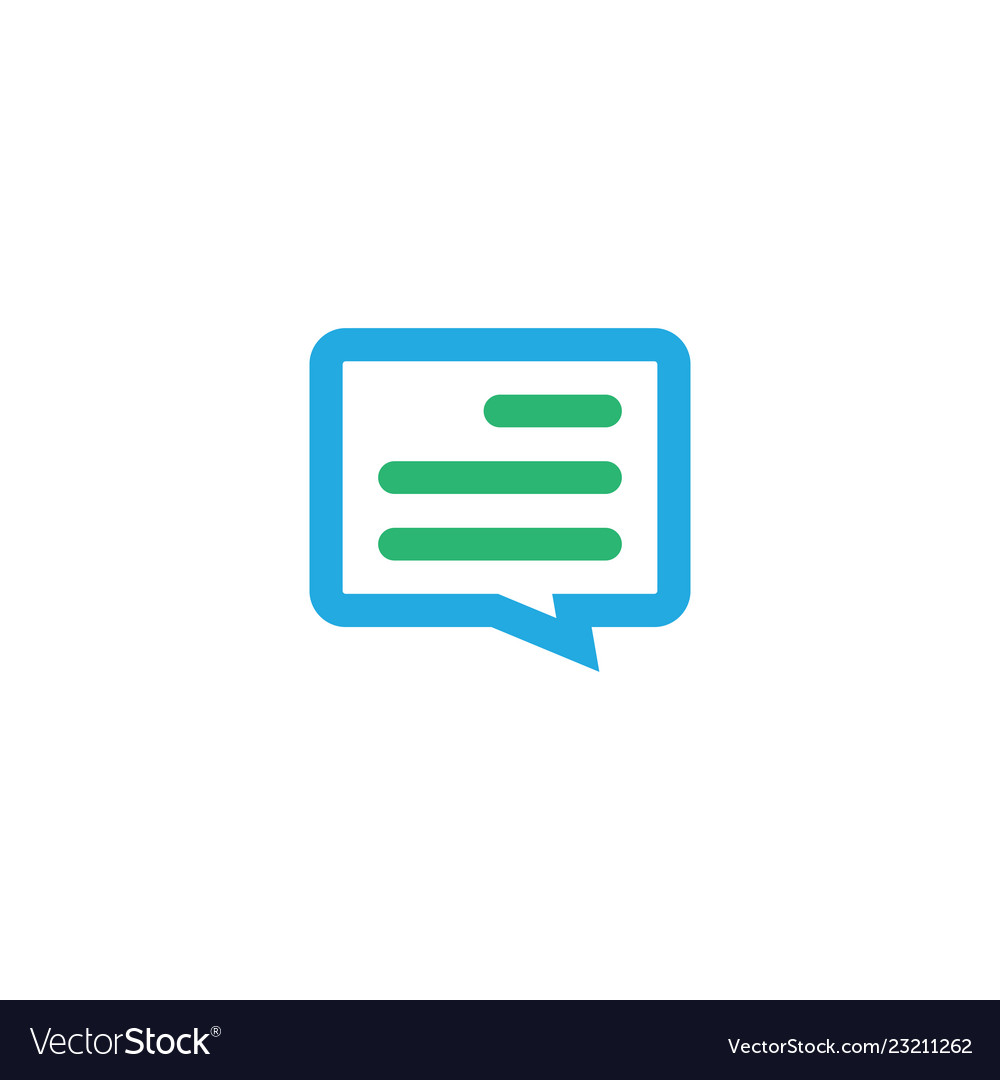Chatting logo